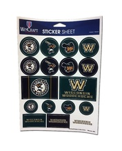 Woodchucks Sticker Sheet